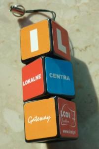 Brelok Rubika zlatarkę