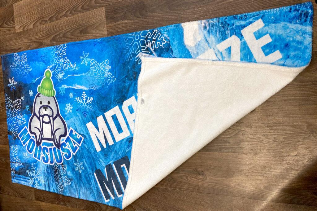Indywidualne ręczniki z grafiką